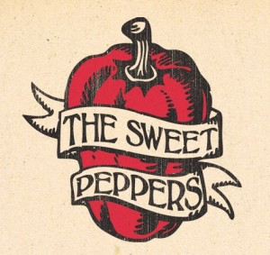 logo The Sweet Peppers